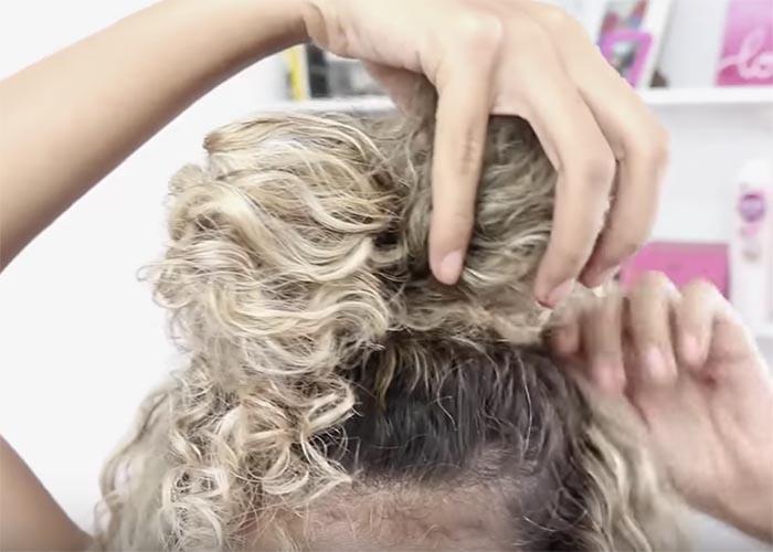 laco cabelo cacheado 5