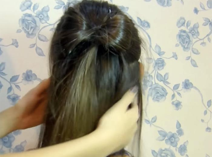 laco no cabelo 5