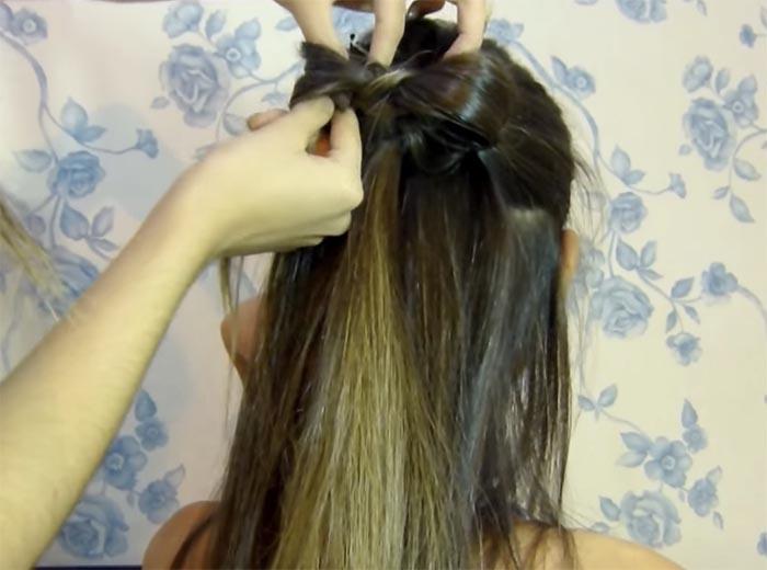 laco no cabelo 7