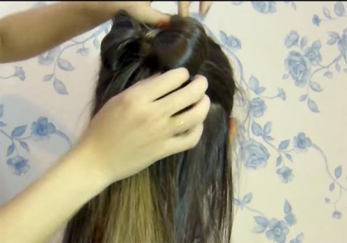 laco no cabelo 8