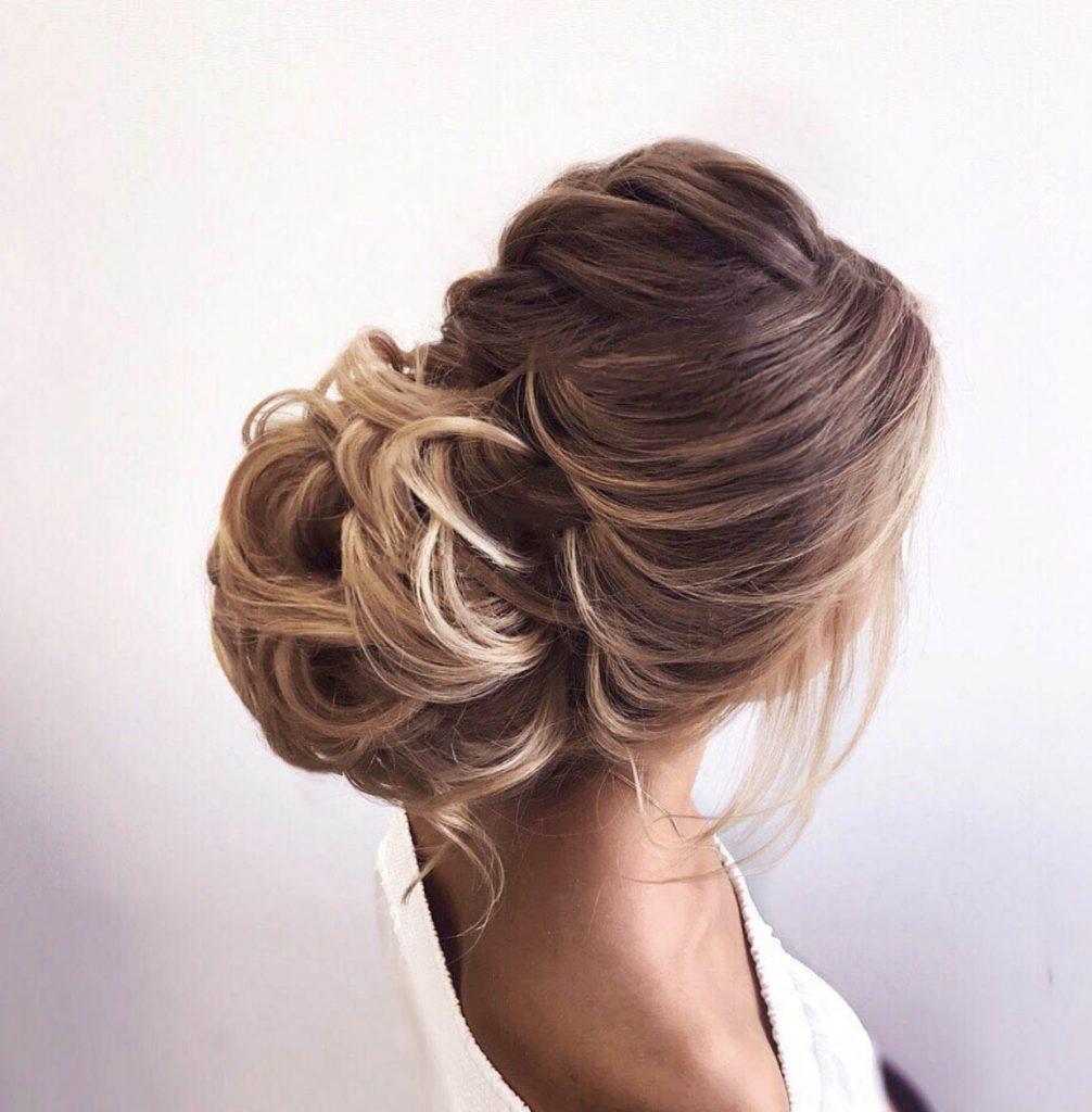 penteado cabelo curto com aplique