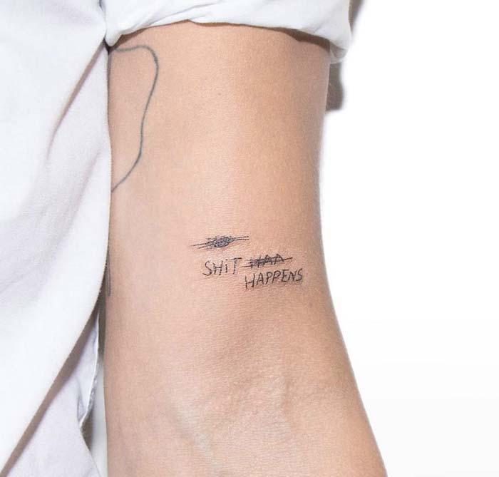 tattoo feminina antebraco