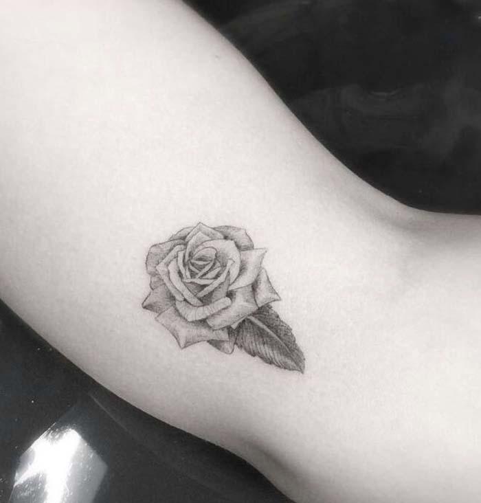 tatuagem no braco feminina
