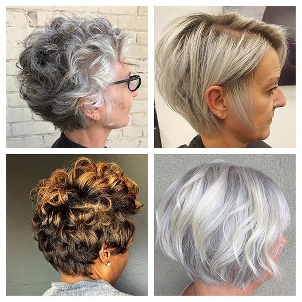 cortes de cabelo curto para senhoras
